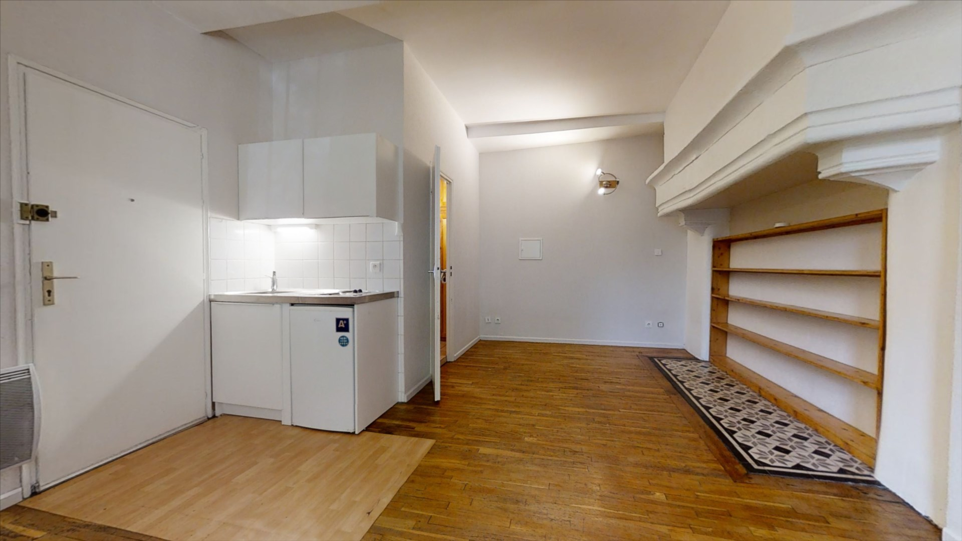 appartement 22.81m² BESANCON - photo 2