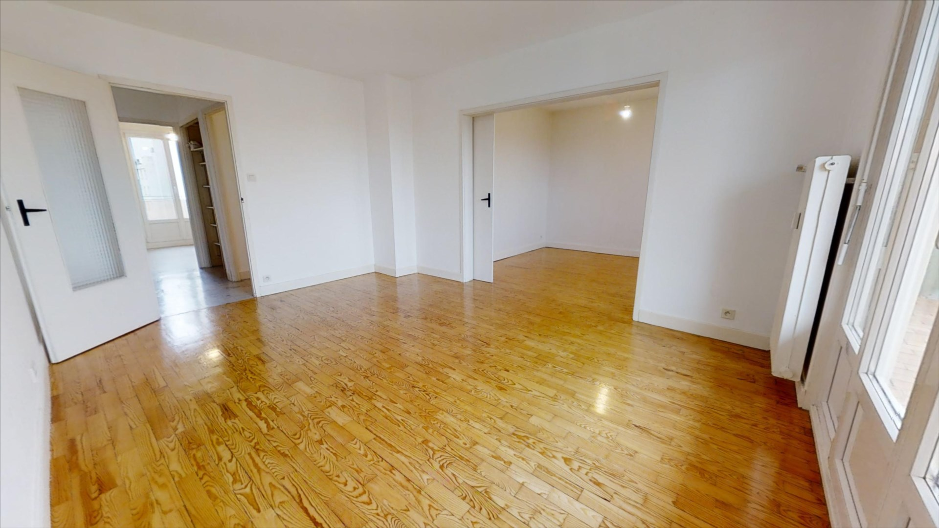 appartement 66.75m² BESANCON - photo 2