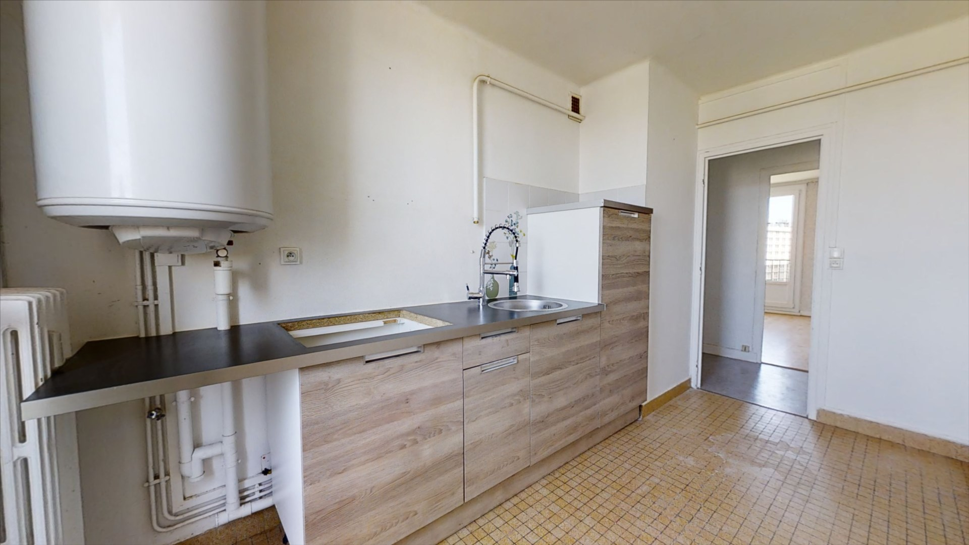 appartement 55.23m² BESANCON - photo 6