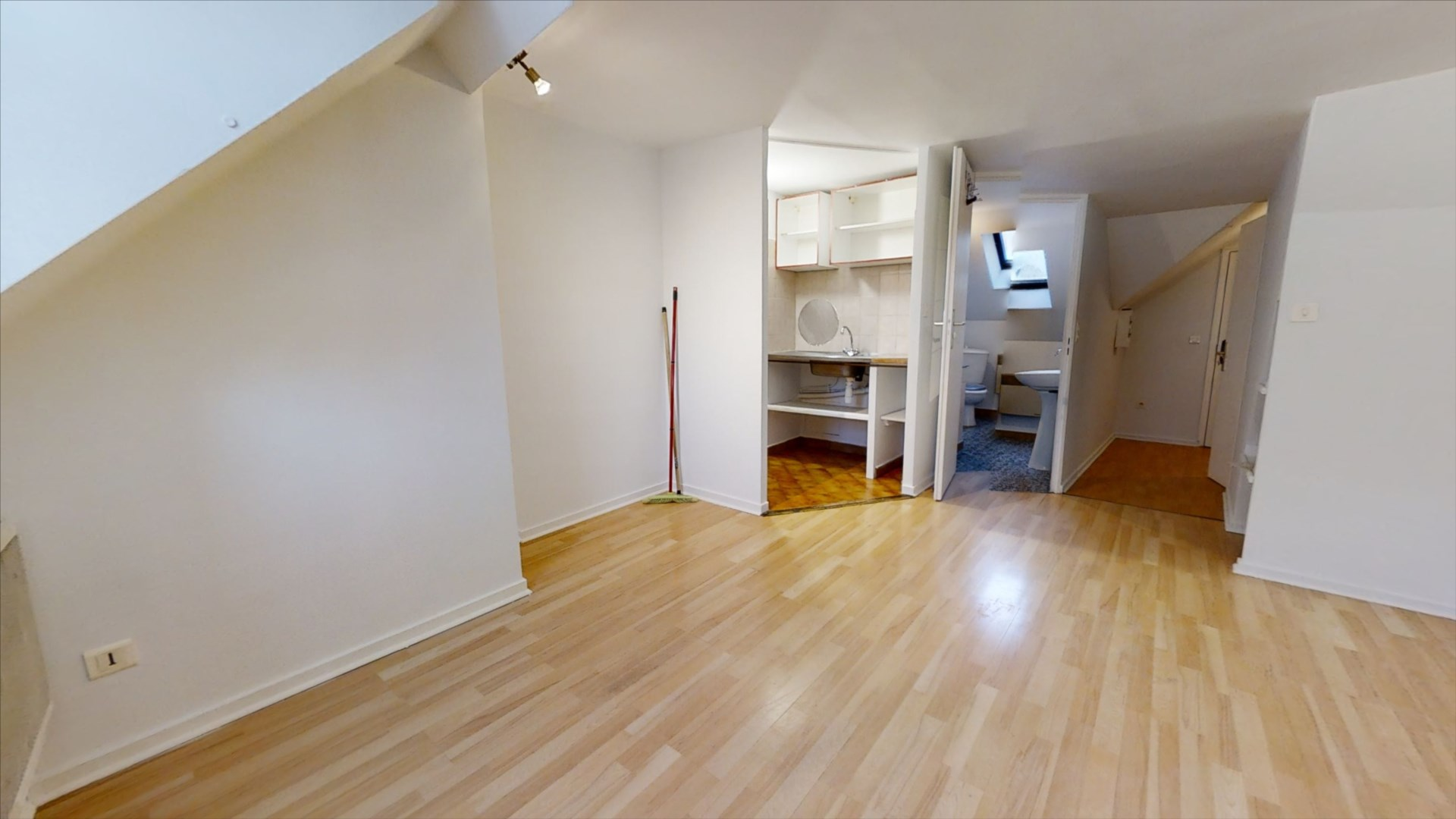 appartement 20.55m² BESANCON - photo 1