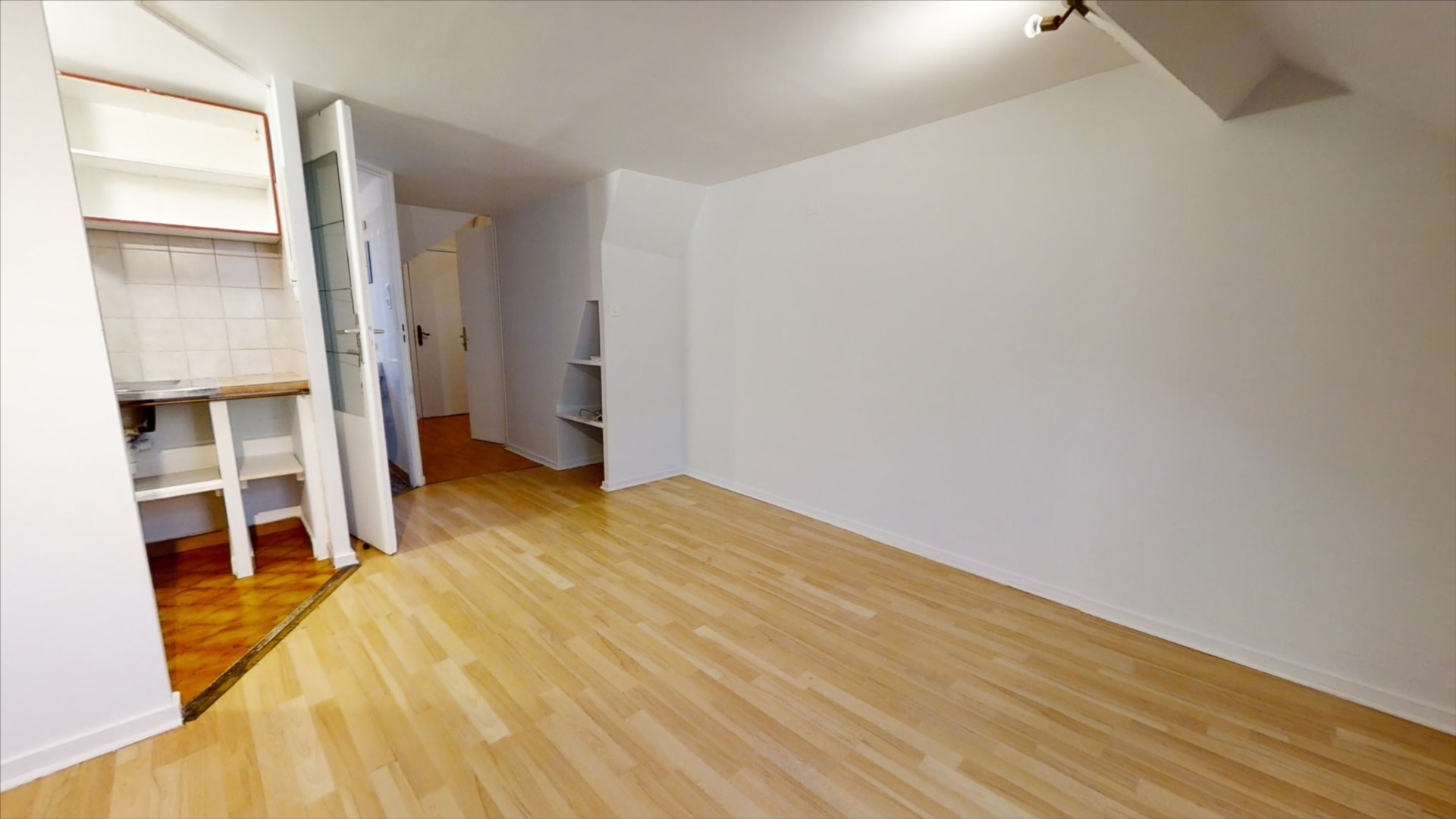 appartement 20.55m² BESANCON - photo 2